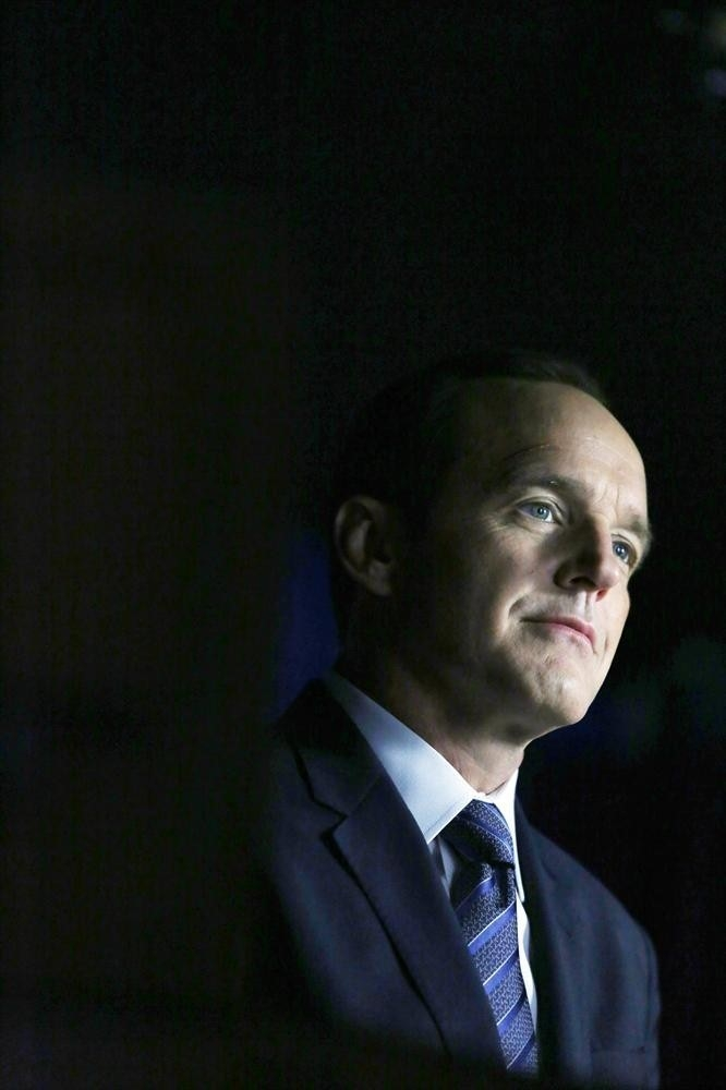 Agents of S.H.I.E.L.D.: Clark Gregg nell'episodio The Only Light in the Darkness, della prima stagione