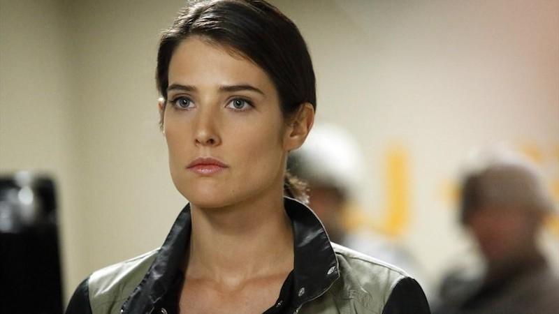 Agents of S.H.I.E.L.D.: Cobie Smulders in  una scena di Nothing Personal, episodio della prima stagione