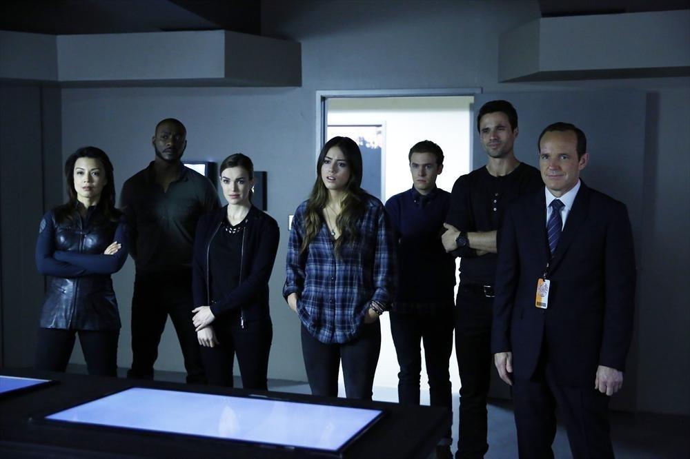 Agents of S.H.I.E.L.D.: il cast nell'episodio The Only Light in the Darkness, prima stagione