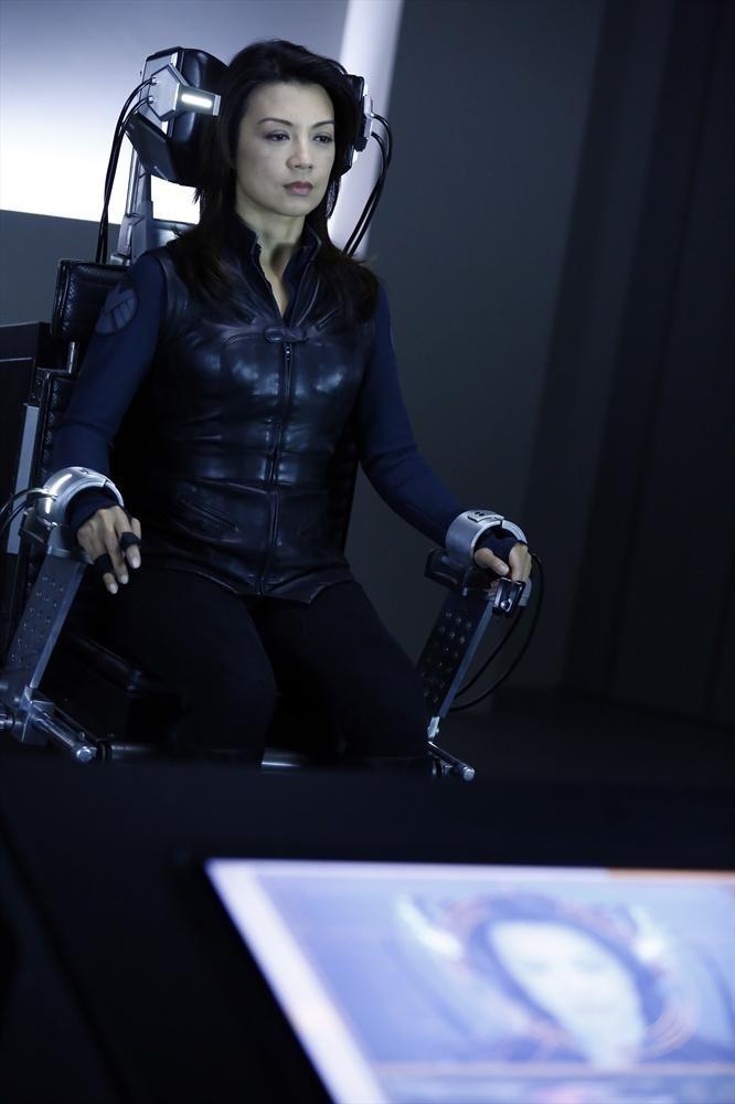 Agents of S.H.I.E.L.D.: Ming-Na Wen in The Only Light in the Darkness, della prima stagione