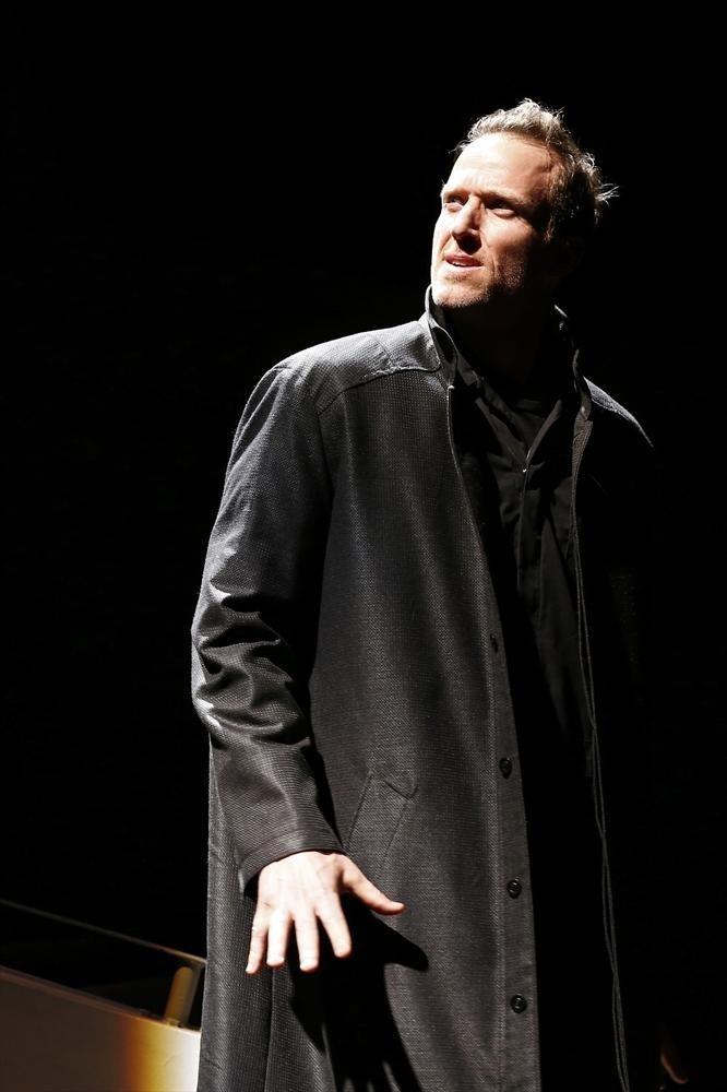 Agents of S.H.I.E.L.D.: Patrick Brennan in The Only Light in the Darkness, della prima stagione