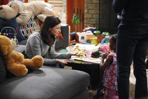Grey's Anatomy: una scena dell'episodio Change of Heart, decima stagione