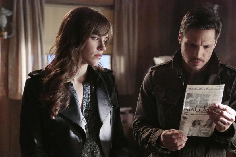 Revenge: una scena dell'episodio Revolution, della terza stagione