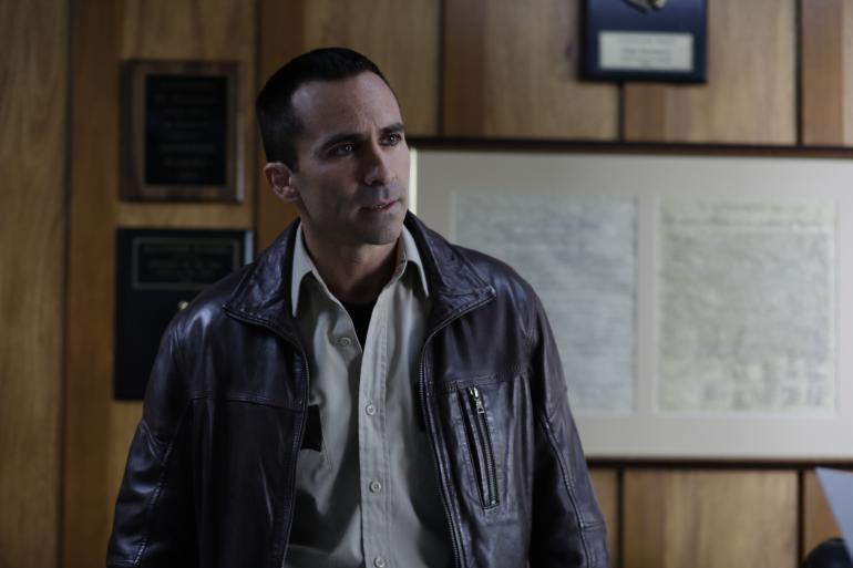 Bates Motel: Freddie Highmore nell'episodio The Box della seconda stagione