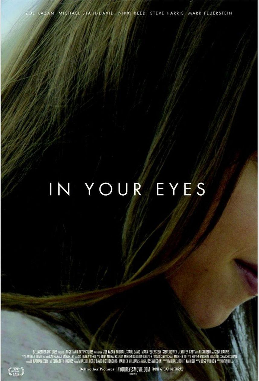 In Your Eyes: la nuova locandina