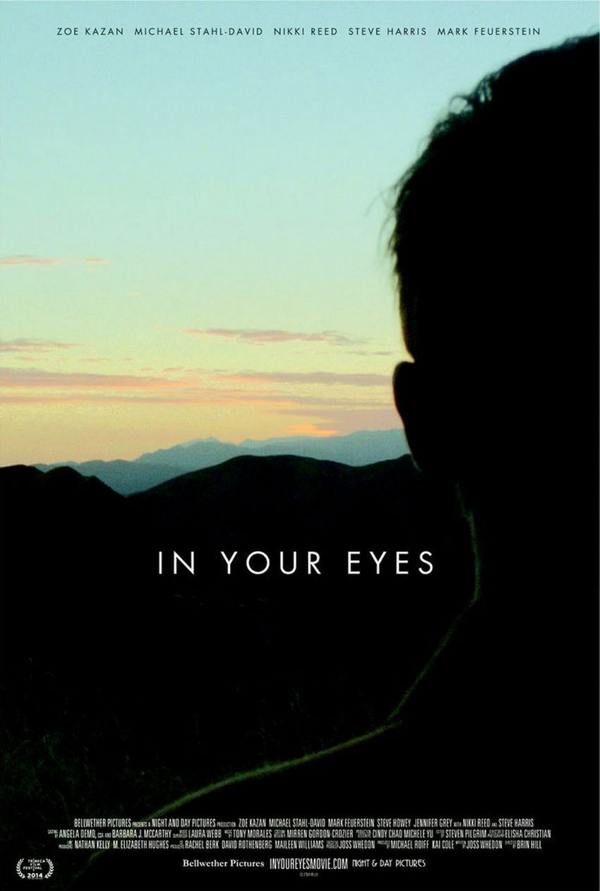 In Your Eyes: la prima locandina