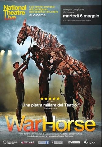 War Horse: la locandina del film