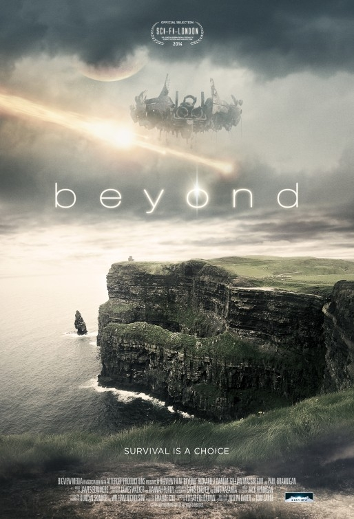 Beyond: la locandina del film