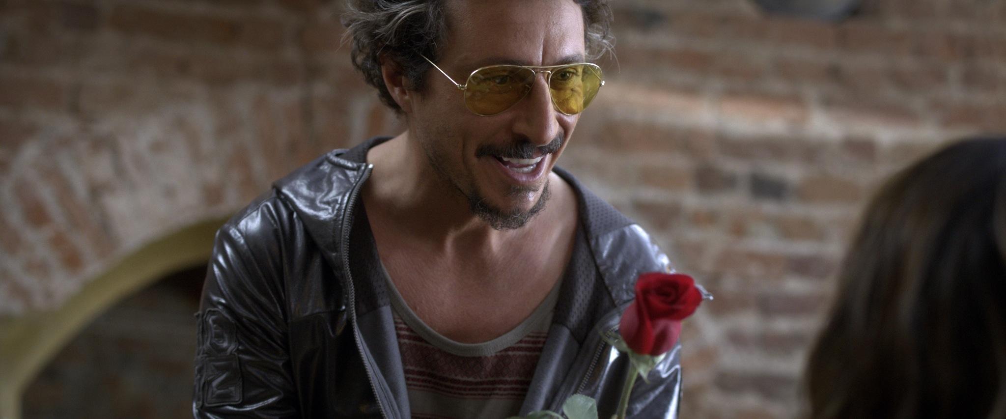 Luca Bizzarri in Un fidanzato per mia moglie