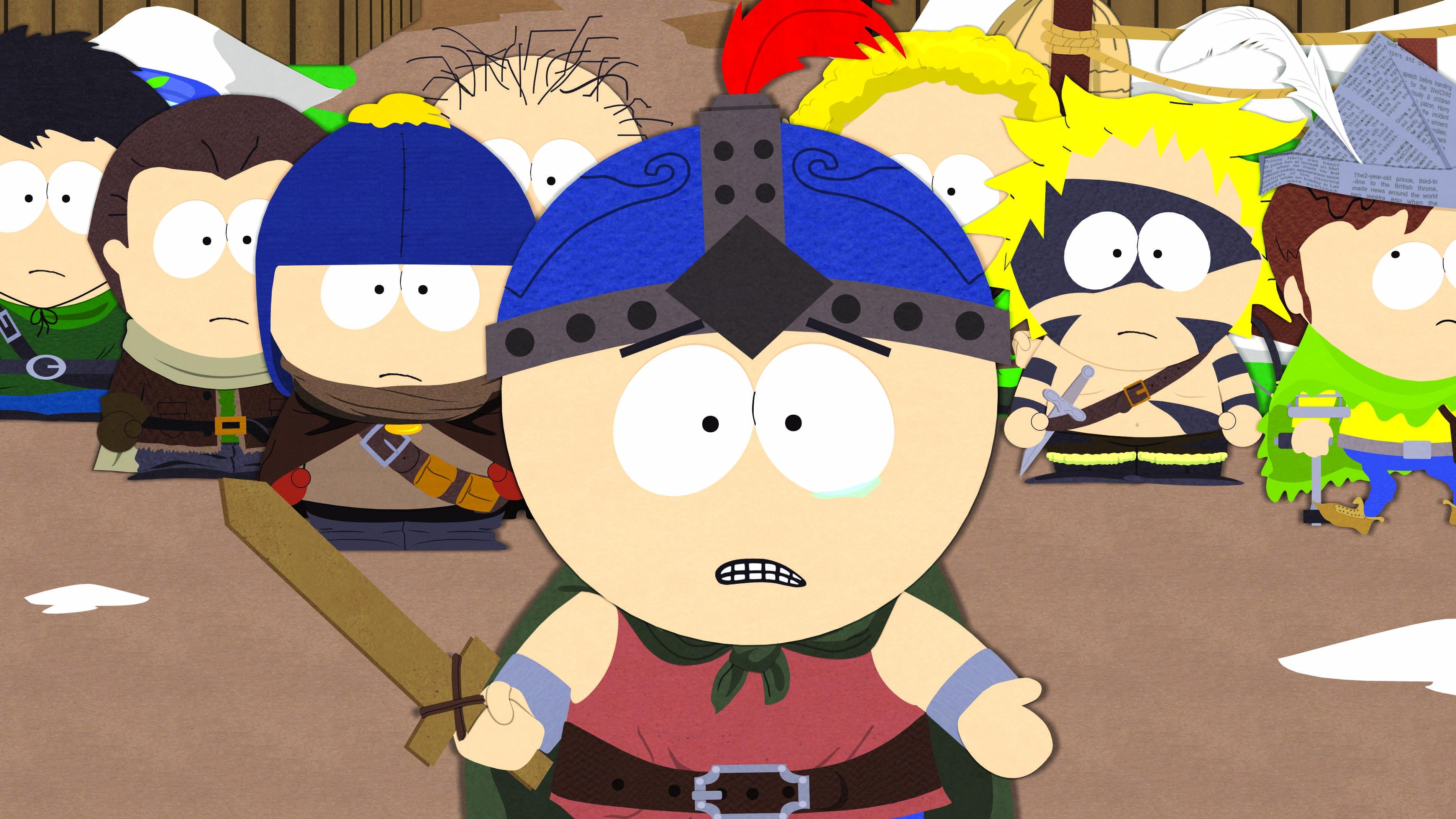 South Park: una scena tratta dall'episodio Black Friday