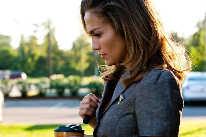 Jennifer Lopez in una scena del film 'Parker'