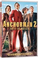 La copertina di Anchorman 2 - Fotti la notizia (dvd)