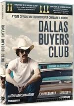 La copertina di Dallas Buyers Club (dvd)