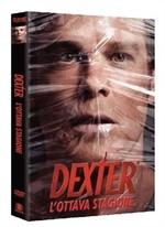 La copertina di Dexter - Stagione 8 (dvd)