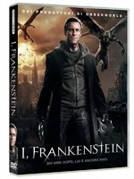 La copertina di I, Frankenstein (dvd)