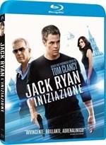 La copertina di Jack Ryan - L'iniziazione (blu-ray)