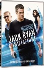 La copertina di Jack Ryan - L'iniziazione (dvd)