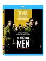 La copertina di Monuments Men (blu-ray)