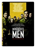 La copertina di Monuments Men (dvd)
