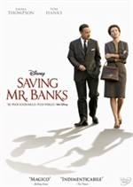 La copertina di Saving Mr. Banks (dvd)