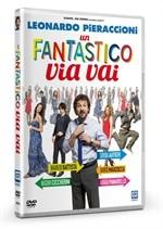 La copertina di Un fantastico via vai (dvd)