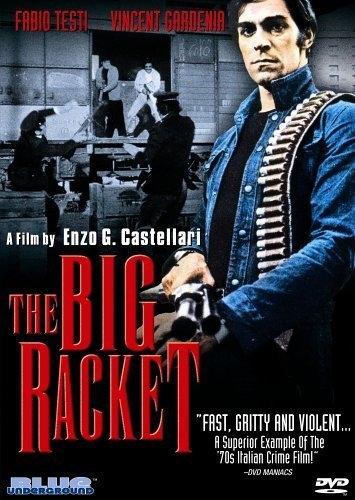 La locandina di Il grande Racket