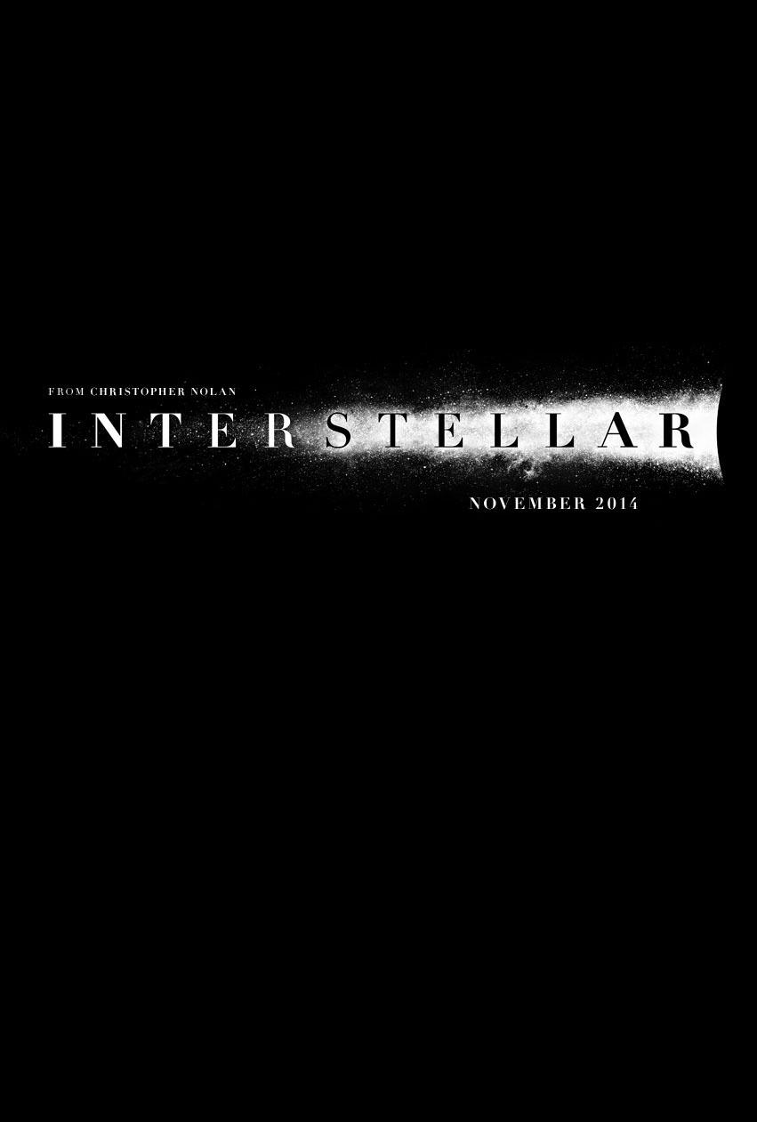 La locandina di Interstellar