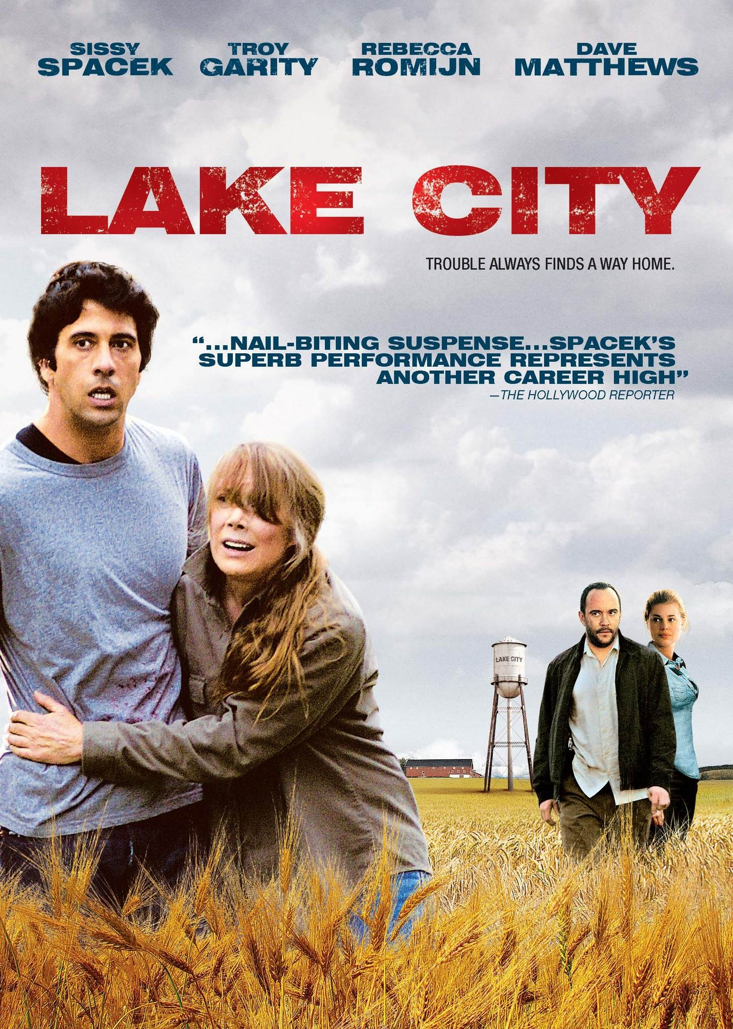 La locandina di Lake City