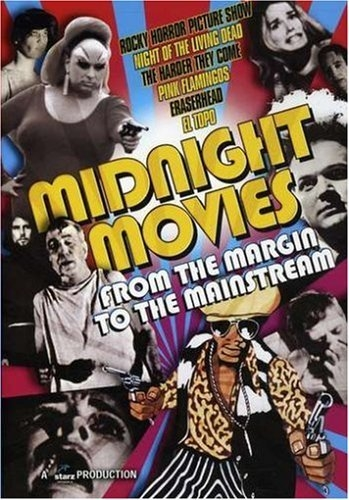 La locandina di Midnight Movies: From the Margin to the Mainstream