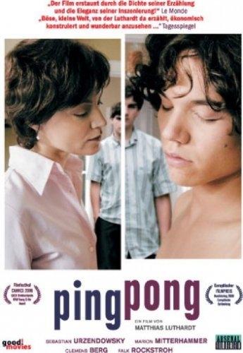 La locandina di Pingpong