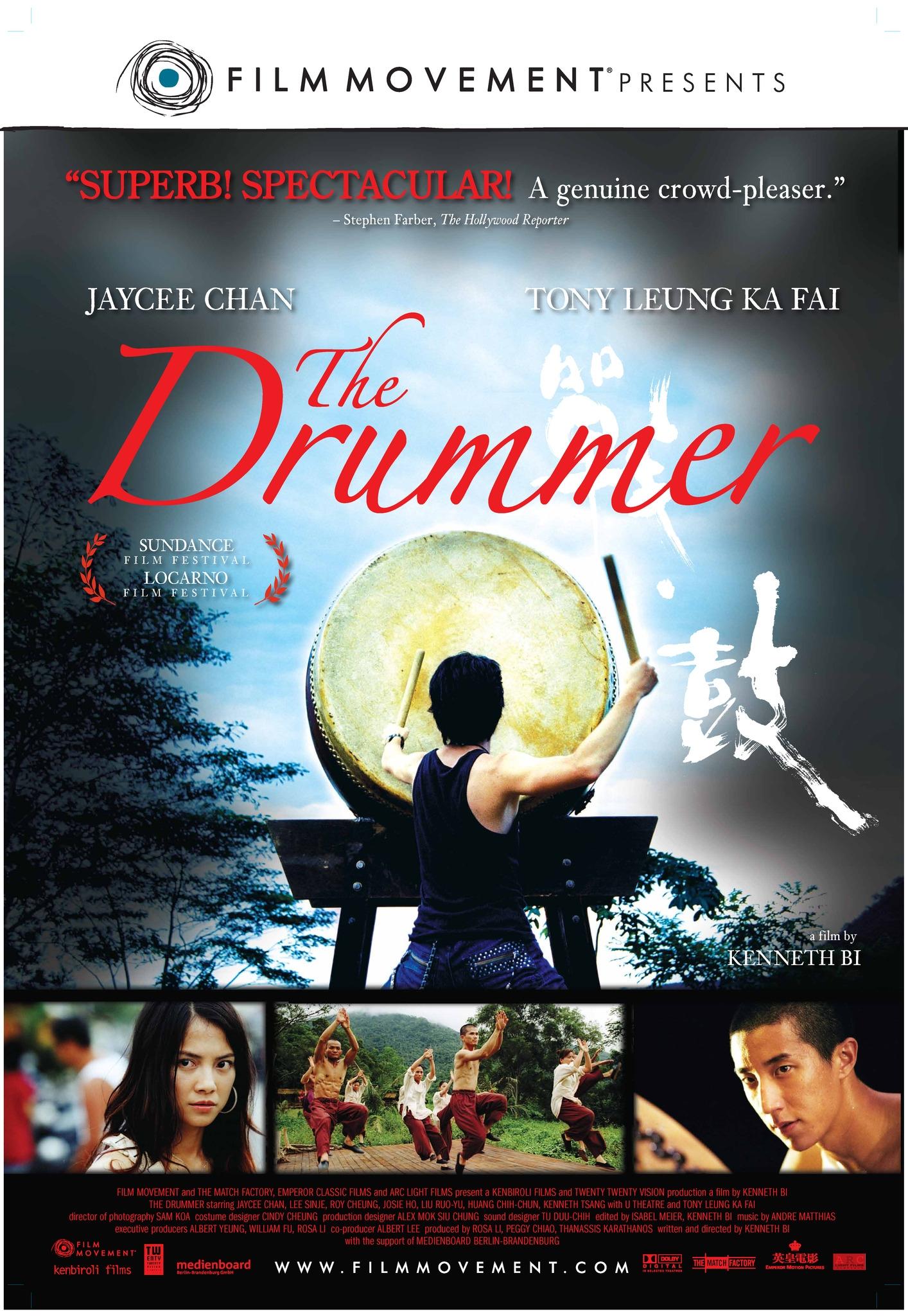 La locandina di The Drummer