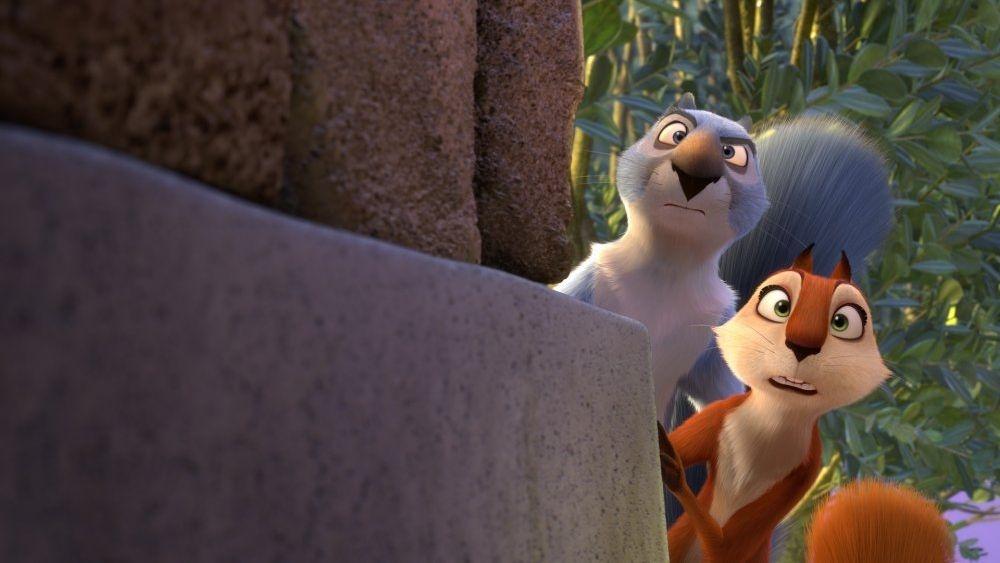 Nut Job - Operazione noccioline: un'immagine del film
