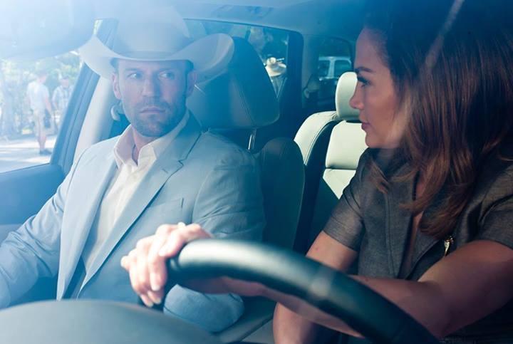 Parker: Jennifer Lopez accanto a Jason Statham
