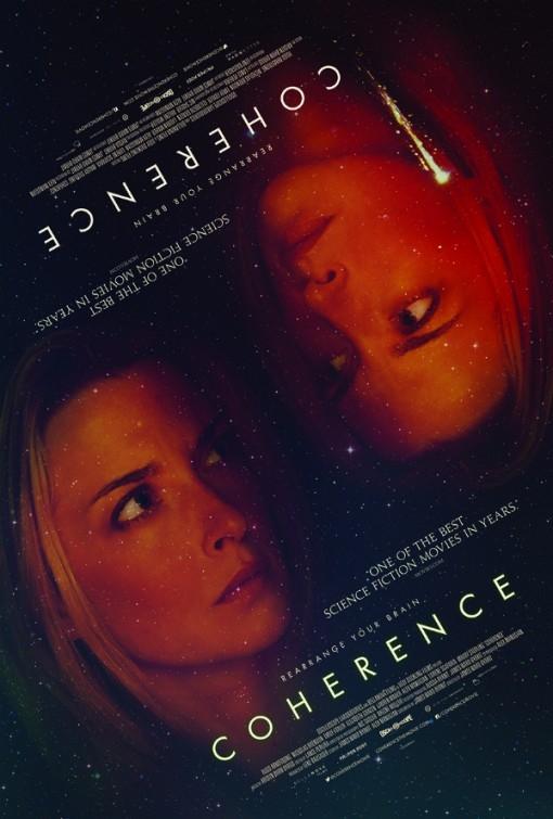 Coherence: la locandina del film