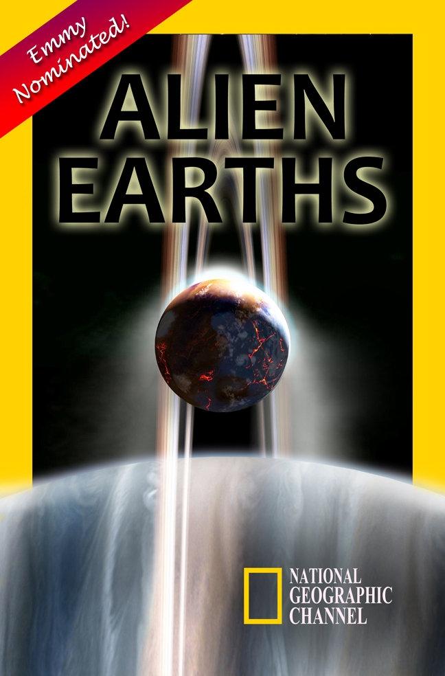 La locandina di Alien Earths