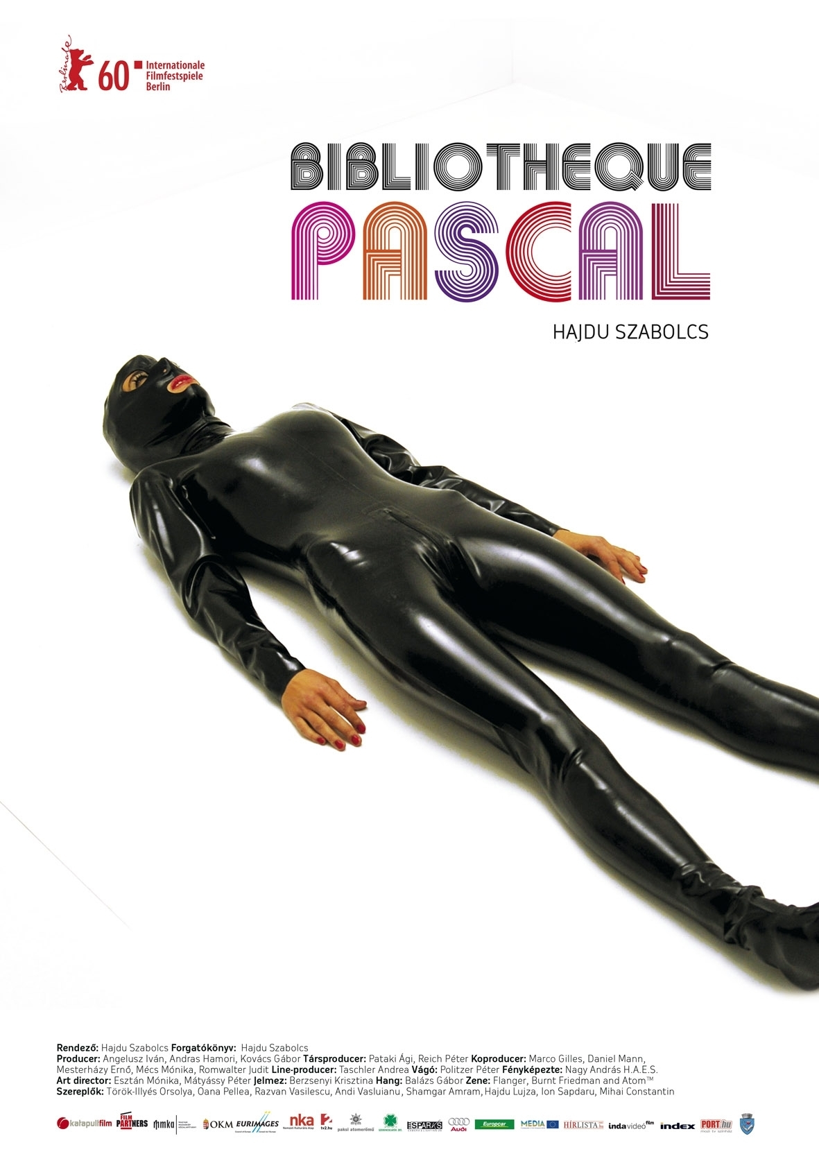 La locandina di Bibliotheque Pascal