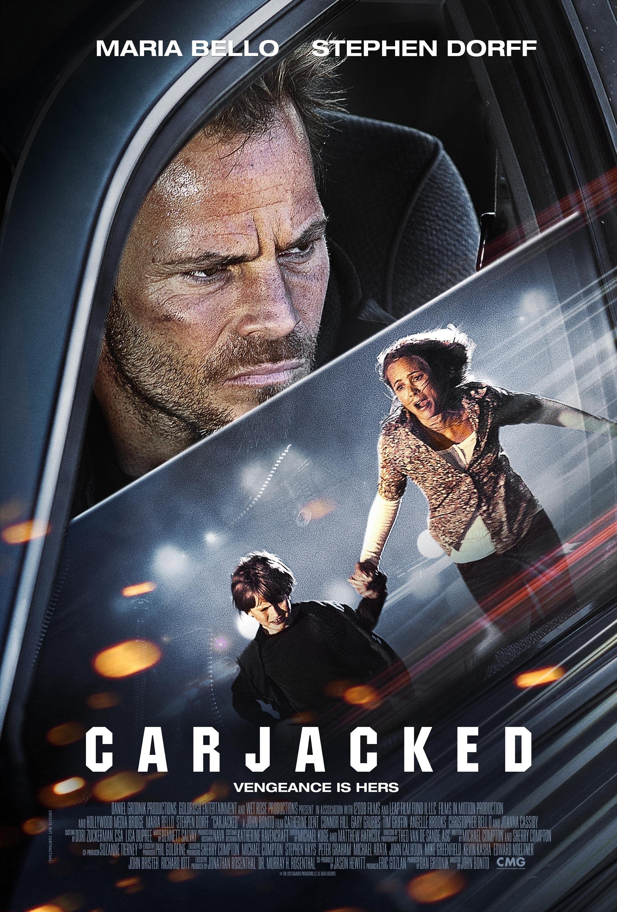 La locandina di Carjacked