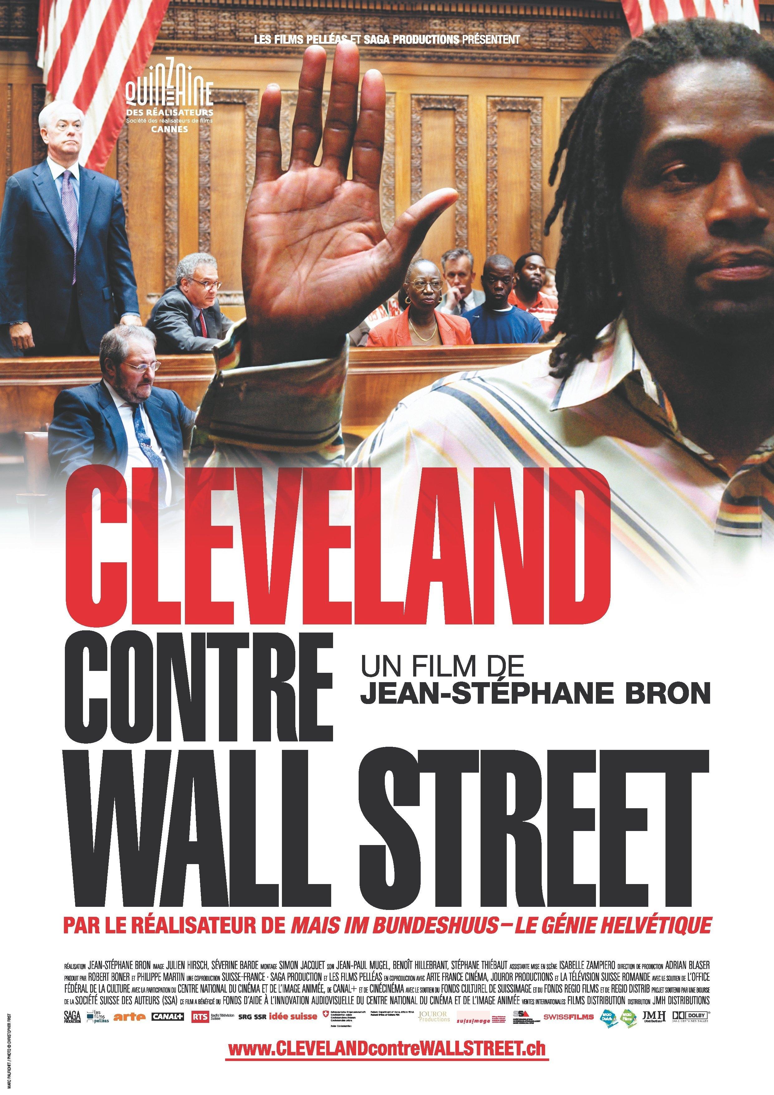 La locandina di Cleveland vs. Wall Street