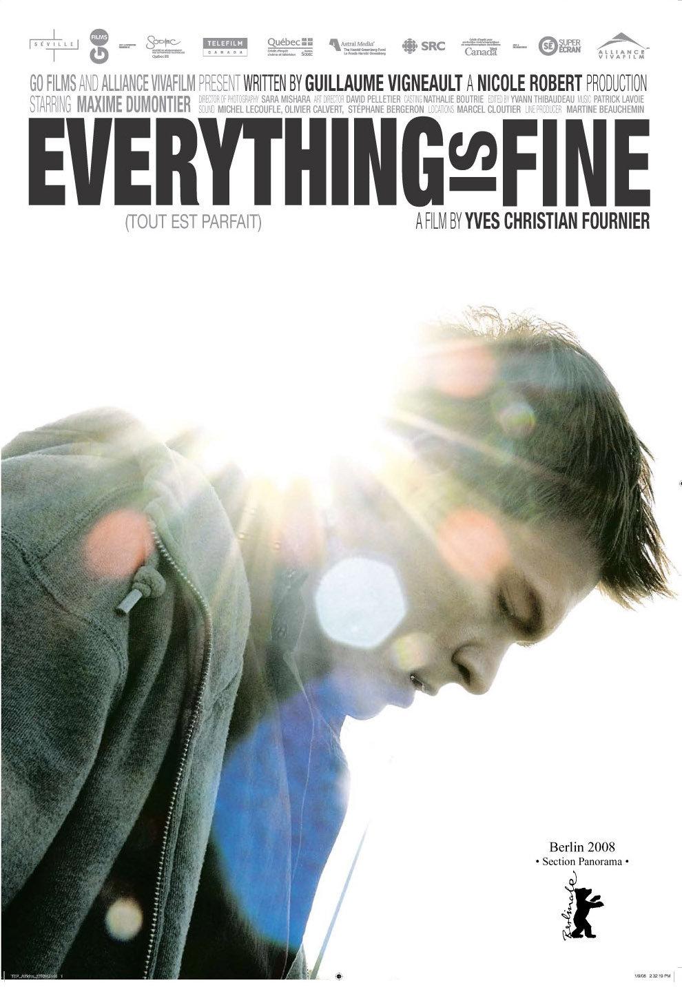 La locandina di Everything Is Fine
