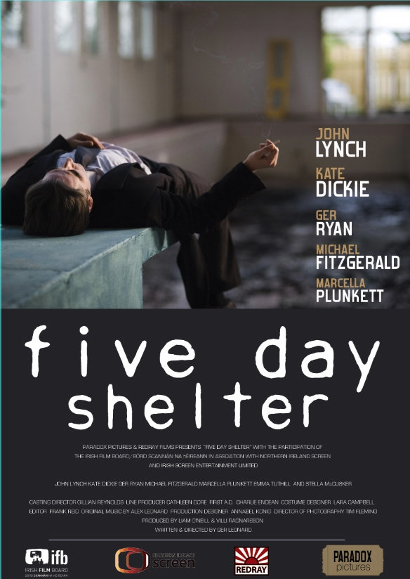 La locandina di Five Day Shelter