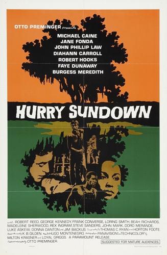 La locandina di Hurry Sundow