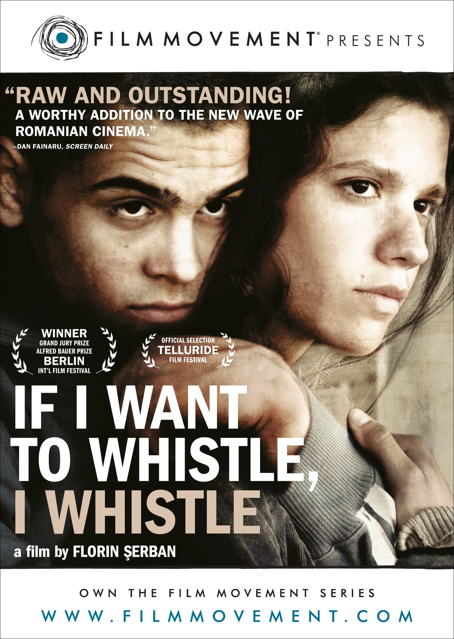 La locandina di If I Want To Whistle, I Whistle