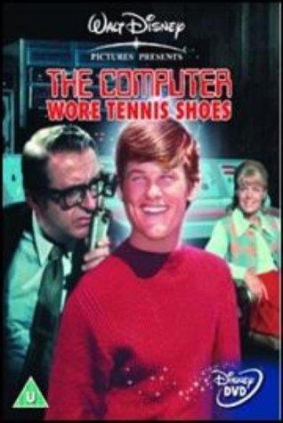 La locandina di Il computer con le scarpe da tennis