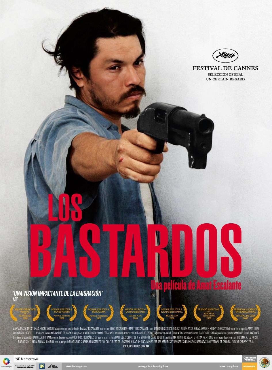 La locandina di Los Bastardos