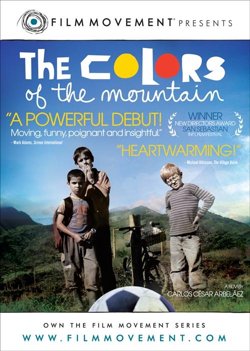 La locandina di Los Colores de la Montaña