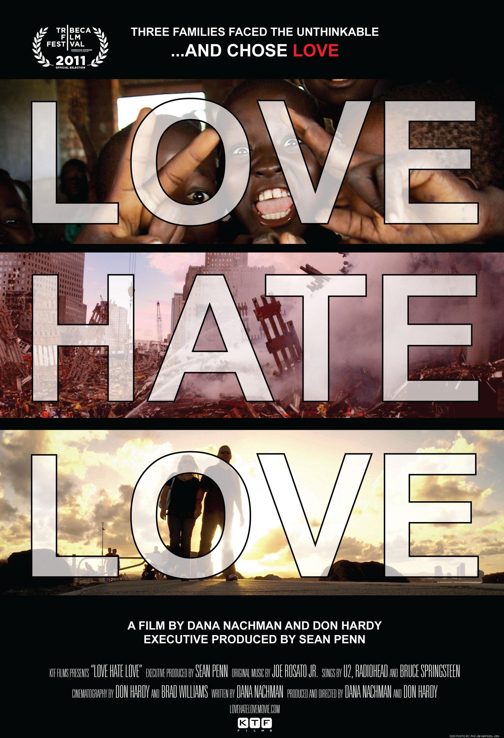 La locandina di Love Hate Love