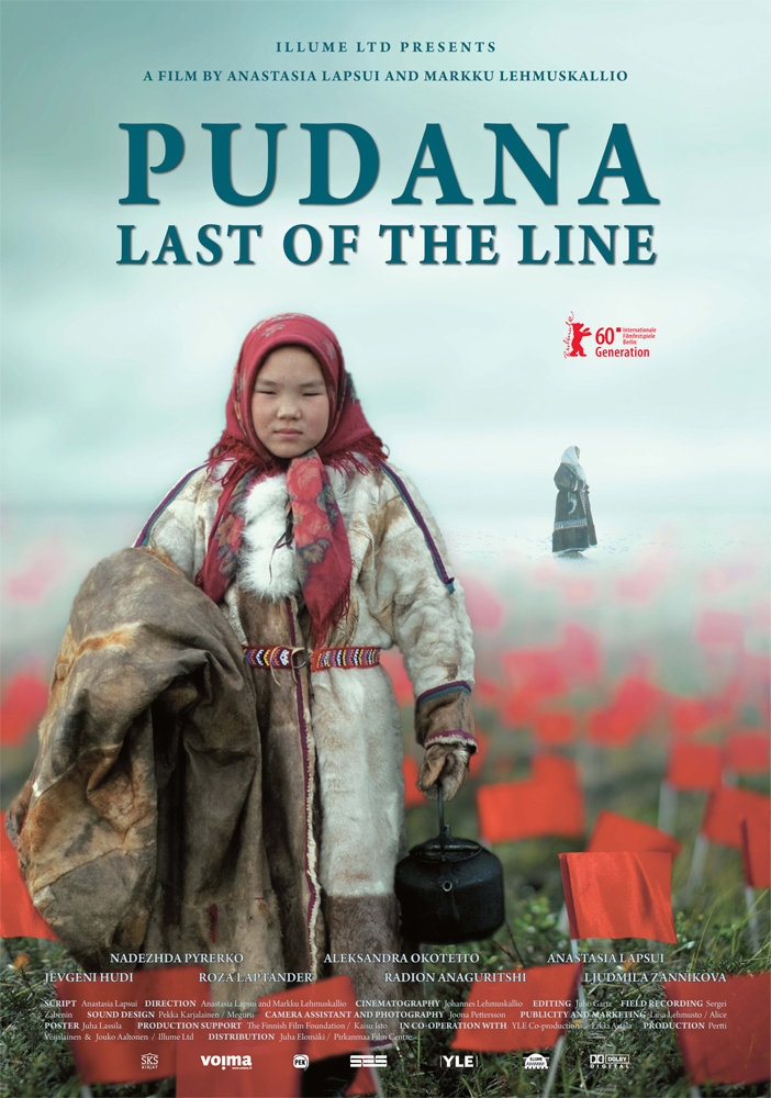 La locandina di Pudana - Last of the Line