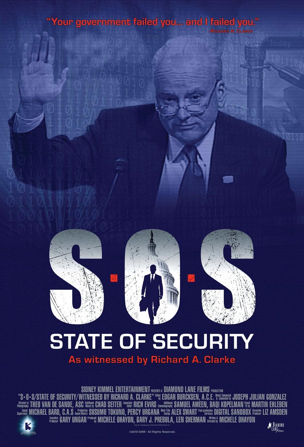 La locandina di S.O.S./State Of Security