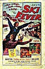 La locandina di Ski Fever