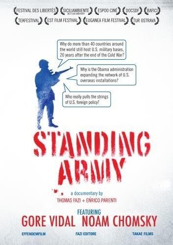 La locandina di Standing Army